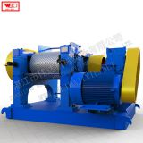 Rubber sheet creping machine natural rubber