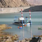 Excellent Quality Sand Dredging Machine and Sevice Bucket Gold Dredge Ship.