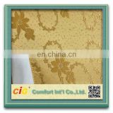 latest design fabric for curtain and furniture decorative embroidered curtain fabric silk