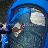 Outdoor 2 Person Pop Up Tent Uv Resistant