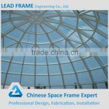 Hot Sale Glass Roof Dome For Conference Hall