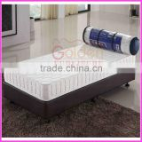 hot sell love mattress compressed and rolled in bag with handle