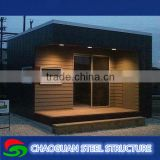 Prefab apartment container house