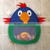 Kids bath hanging storage toy storage mesh bag