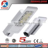 5 years warranty IP66 140lm/W 30W~150W led street light with MEAN WELL Driver                                                                         Quality Choice