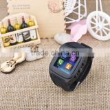 Bluetooth Smart Watch android system with touch screen MTK6572 Smartwatch android dual sim card