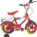 HH-K1256 12 inch eva bmx children bike with colorful tire with factory price