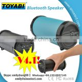 2016 bluetooth speakers portable wireless mini support FM wireless radios 2.1 speaker system