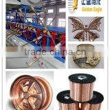 Copper Barrel Plating machine for coins,screws