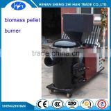 wood/coal/biomass fuel 1-25t/h power pellet boiler burner