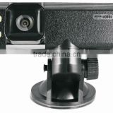 car DVR5.0mega pixels low liumination level CMOS Sensor,4X digital zoom,support GPS car black box
