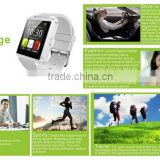 Wholesale Touch Screen Cheap Health Care OEM Bluetooth U8 Smart Watch For Android And IOS Smat Watch