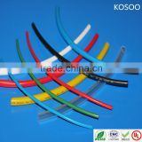 Free sample colorful insulation PVC tube for cables and wires