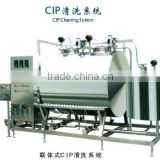 500l copper/stainless steel beer making machine manufactuer supply with CIP clean system for beer plant