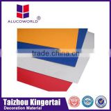 Alucoworld aluminum composite plate nano and fireproof acp sheet nano and fireproof acp sheet