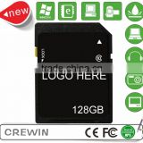 Original Class 10 600x 32 GB 64 GB 128 GB 256 GB Full Capacity SDXC SD Card CCTV Camera Flash Memory SD Card for Play 4K Video