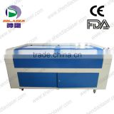 SD-1812China CO2 laser cutting machine, CE and FDA, CorelDraw, AutoCAD Output, USB Port