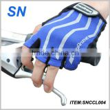 hot fashion YiWu SN gold supplier 2014 new style wholesale cheap thin bike cycling sports gloves