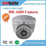 Shenzhen maufacturer Kendom cctv surveillance system bestselling infrared ahd cheap dome camera with 3.6mm or 6.0mm lens