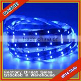 Blue SMD 3014 LED Flexible Strip 120LED/M 600LED No-waterproof IP20 5 Meter LED Tape Ultra Bright Single-sided Board S