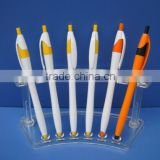 Plastic cheap promotional pen , plastic ball pen, best ballpoint pen                                                                         Quality Choice