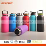 New Design Double Wall 40oz Insulated Wide Mouth Stainless Steel Water Bottle Quality Assured