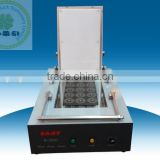 Guangzhou flash machine representative/2 tubes pre inking stamp making equipment