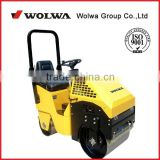 reliable direct factory road roller with CE certification selling well all over the world