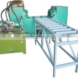 double cylinder curb press machine