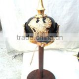 german pickel haube long spike helmet