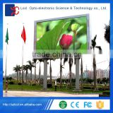 High Brightness Die Casting Aluminum full color p10 outdoor video advertising billboard led