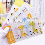 die cut sticky note,adhesive memo pad,horse shaped sticky note