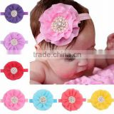 Baby Headband Hair Flower Beaded Headband for Baby Girl Hair Accessories