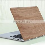 Wooden Texture PC Case For Macbook Pro Retina 15""