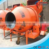 Stainless steel used 350 concrete mixer for sale