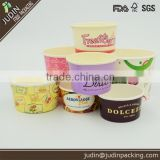 500ml yogurt cup manufacturers disposable printed cup