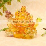 Smile to face the Buddha /Deities furnishing articles