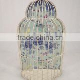 Decorative metal bird cage , garden decor metal bird cages, antique bird cages, Wedding