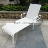 used hotel pool furniture, beach chairs wholesale, white sun loungers                                                                         Quality Choice