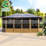 2016 New design polycarbonate gazebo