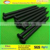 China supplier Boil the black cement steel nails/stainless steel nails/black finishing nails