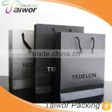 China manufacturer packaging shopping bags ,handle paper bag for apparel,gift
