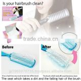 Hot-selling and Convenient plastic hair brush sheet at Low-cost small lot order available