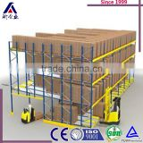2016 jiangsu nanjing new Carton flow rack/Gravity racking / auto-slide rack / gravitation rack