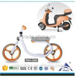 2017 hot sale nice price kids no pedal children like bicycle