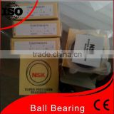 Good performance high precision single row NSK angular contact ball bearing 7204 CTYNSULP4 bearing made in Japan