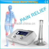 Acoustic plantar fasciitis shock wave therapy for pain treatment modern medical equipments