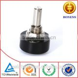 WDJ 22mm Precision sinle turn conductive plastic potentiometer b50k potentiometer