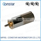 12mm 2.5V high torque dc motor with planetary gearbox,mini brush motor for sale