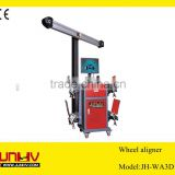 2013 NEW ARRIVAL 3D equipment wheel aligner wheel alignment